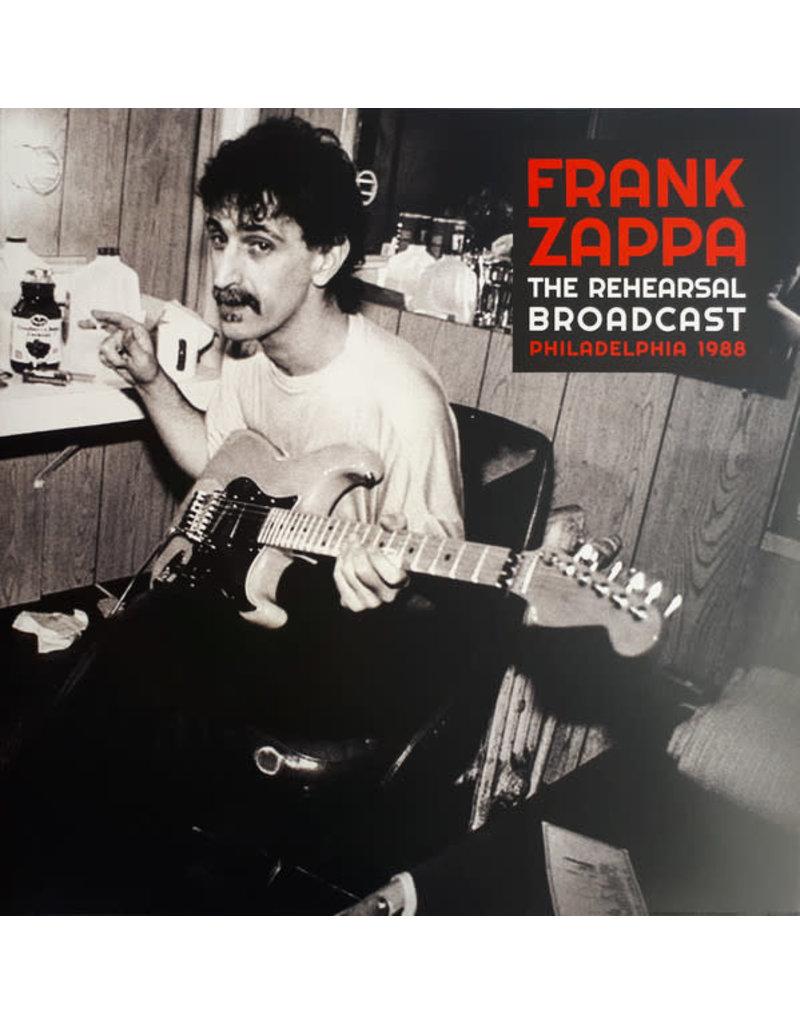 Frank Zappa - The Rehearsal Broadcast Philadelphia 1988 2LP (2021)