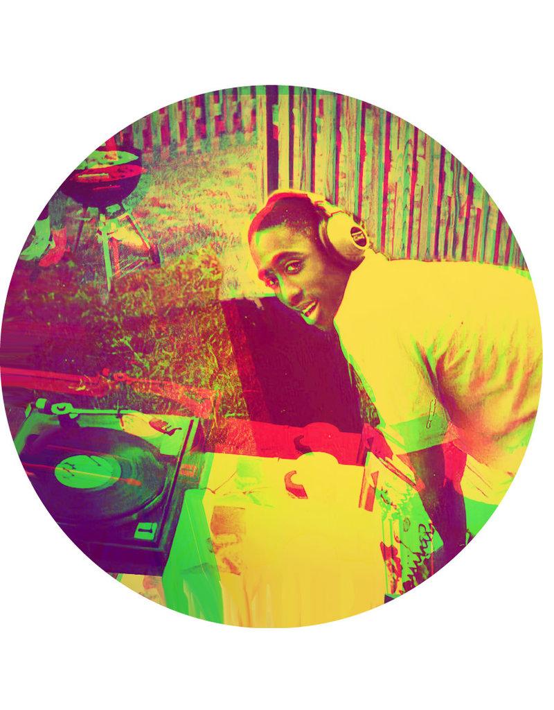 DJ Tupac - TUPAC SLIPMAT