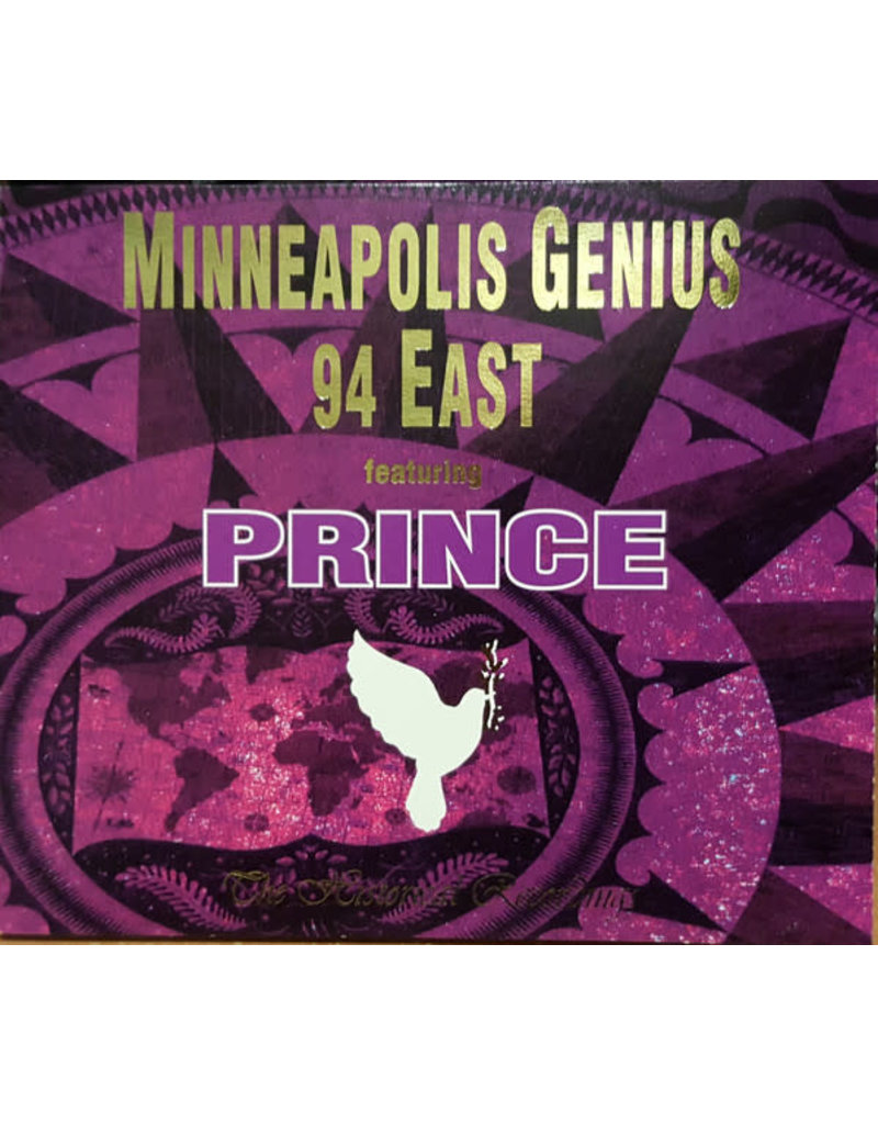 94 East Featuring Prince - Minneapolis Genius 94 East Featuring Prince 2CD