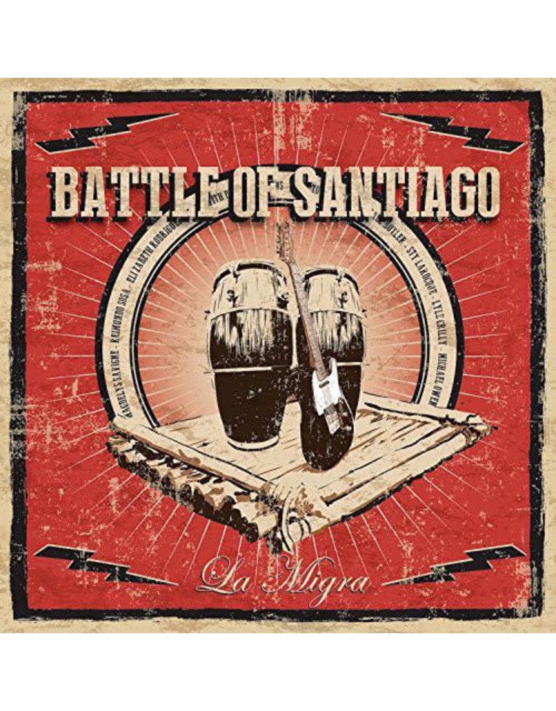 HH Battle Of Santiago - La Migra CD