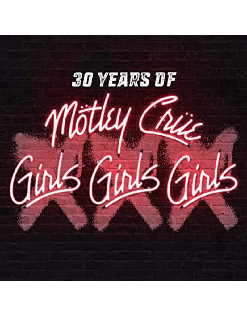 RK Mötley Crüe - Girls, Girls, Girls (30 Years Of Girls, Girls Girls) CD