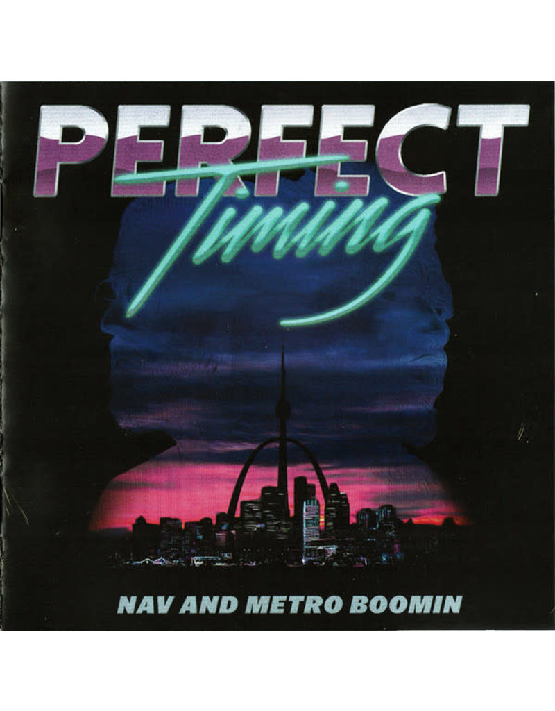 HH NAV And Metro Boomin – Perfect Timing CD