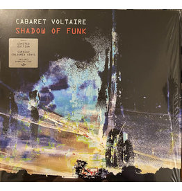 Cabaret Voltaire – Shadow Of Funk LP (2021), Limited , Blue (Curaçao)