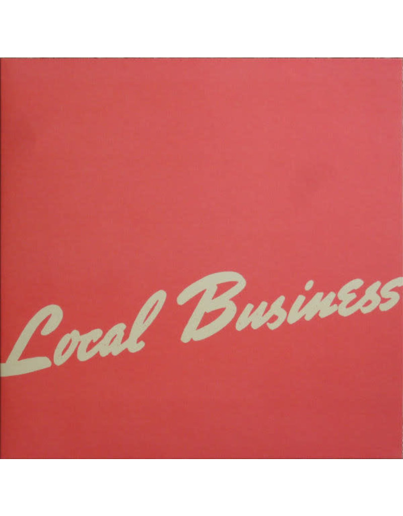 RK Titus Andronicus – Local Business LP