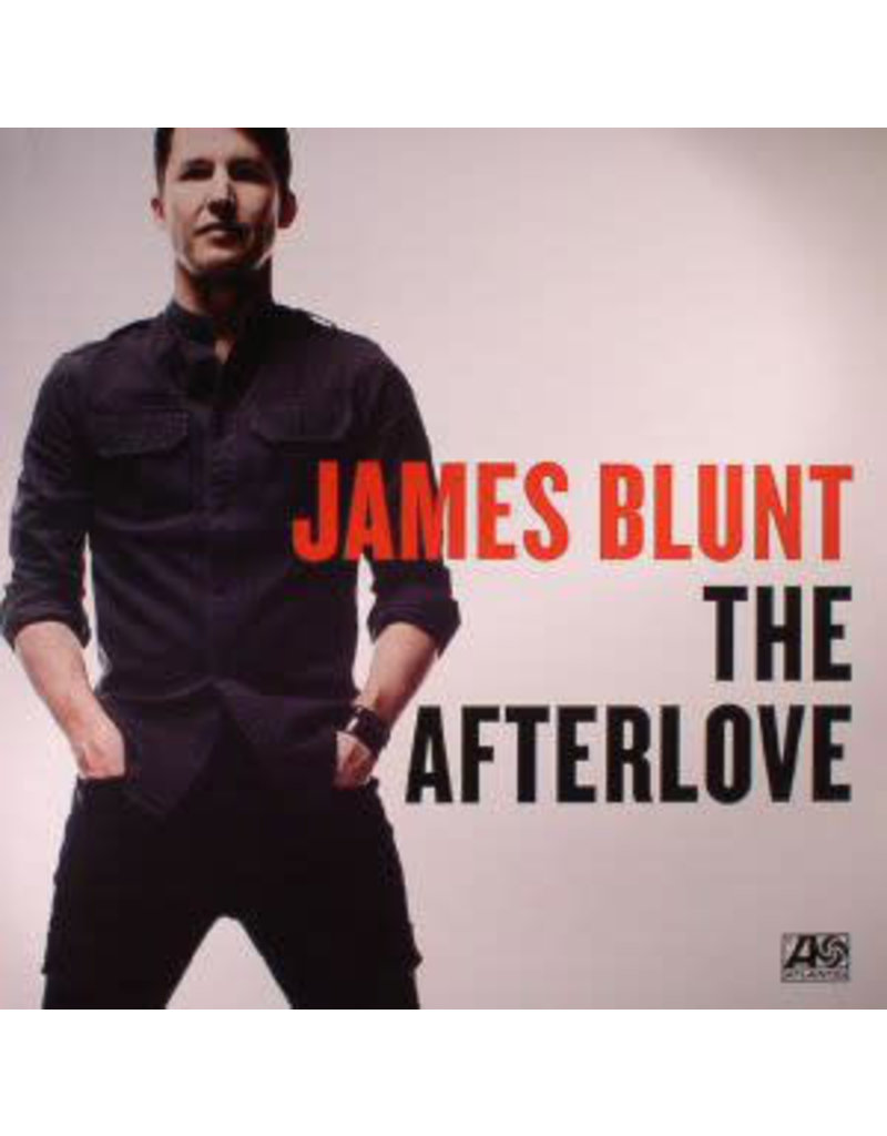 RK James Blunt - The Afterlove LP (2017)