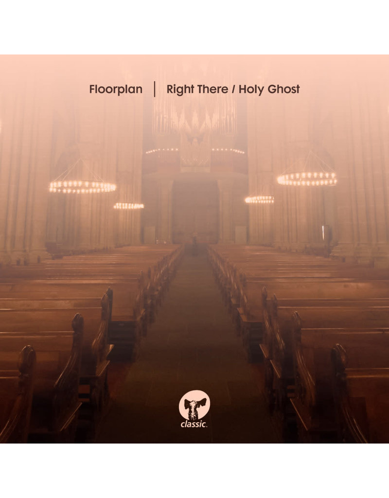 Floorplan ‎– Right There / Holy Ghost 12""
