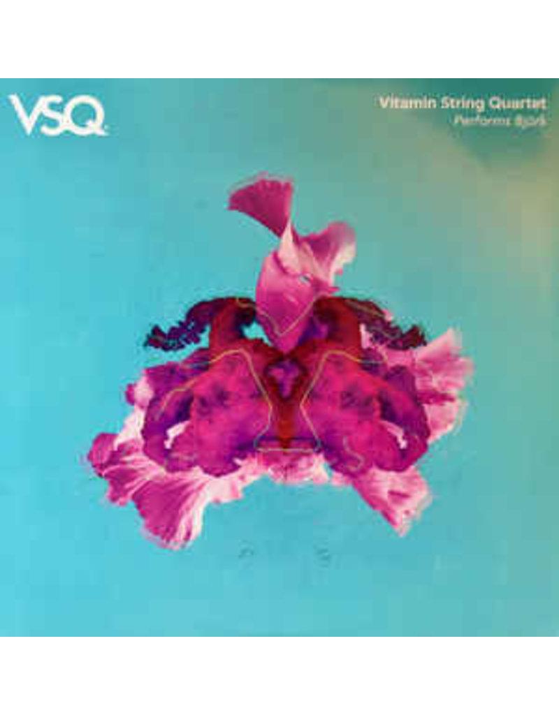 RK The Vitamin String Quartet – Vitamin String Quartet Performs Björk LP [RSD2019], 180g, Clear Vinyl, Limited 875