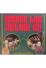 RK V/A - Where The Action Is! (Los Angeles Nuggets) 2LP[RSD2019], Limited 5500, Mono