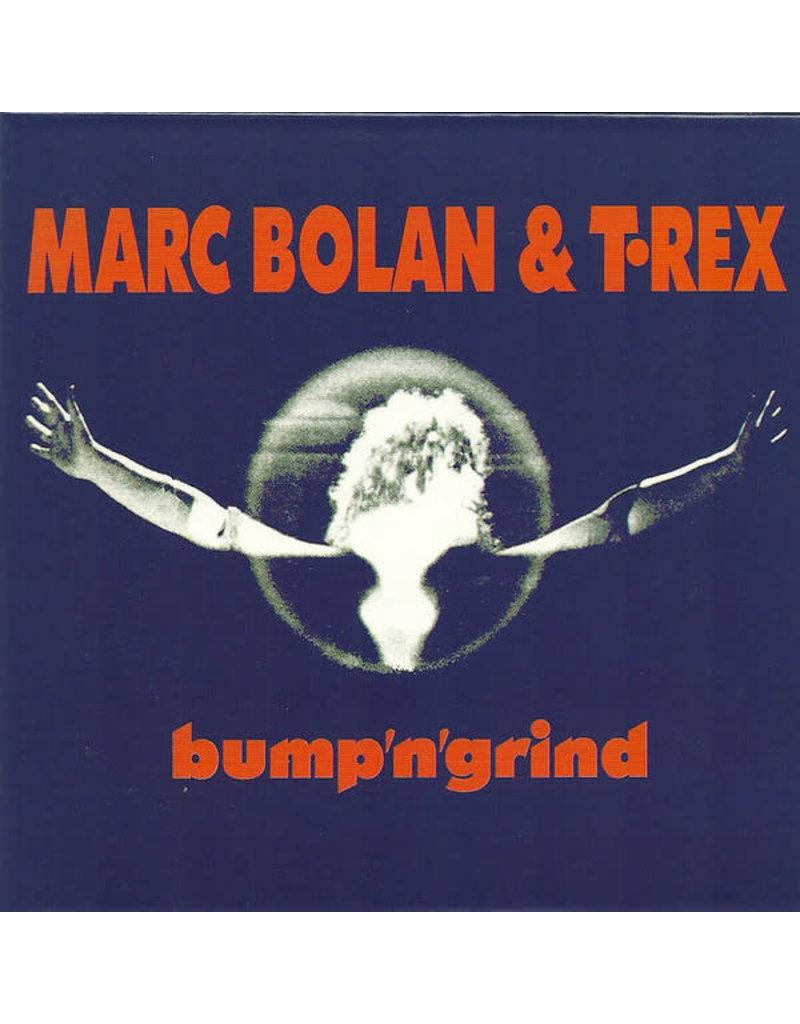 RK Marc Bolan & T. Rex – Bump 'n' Grind LP [RSD2019], Blue Vinyl