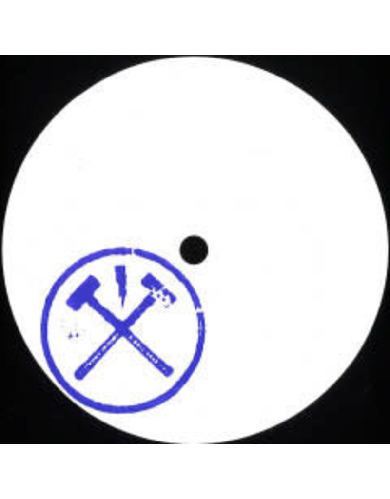 "Hammer – Strong Enough EP 12"""