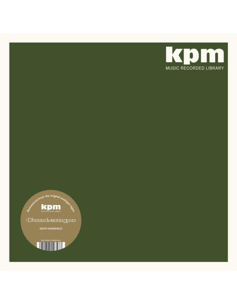 Keith Mansfield – Contempo LP