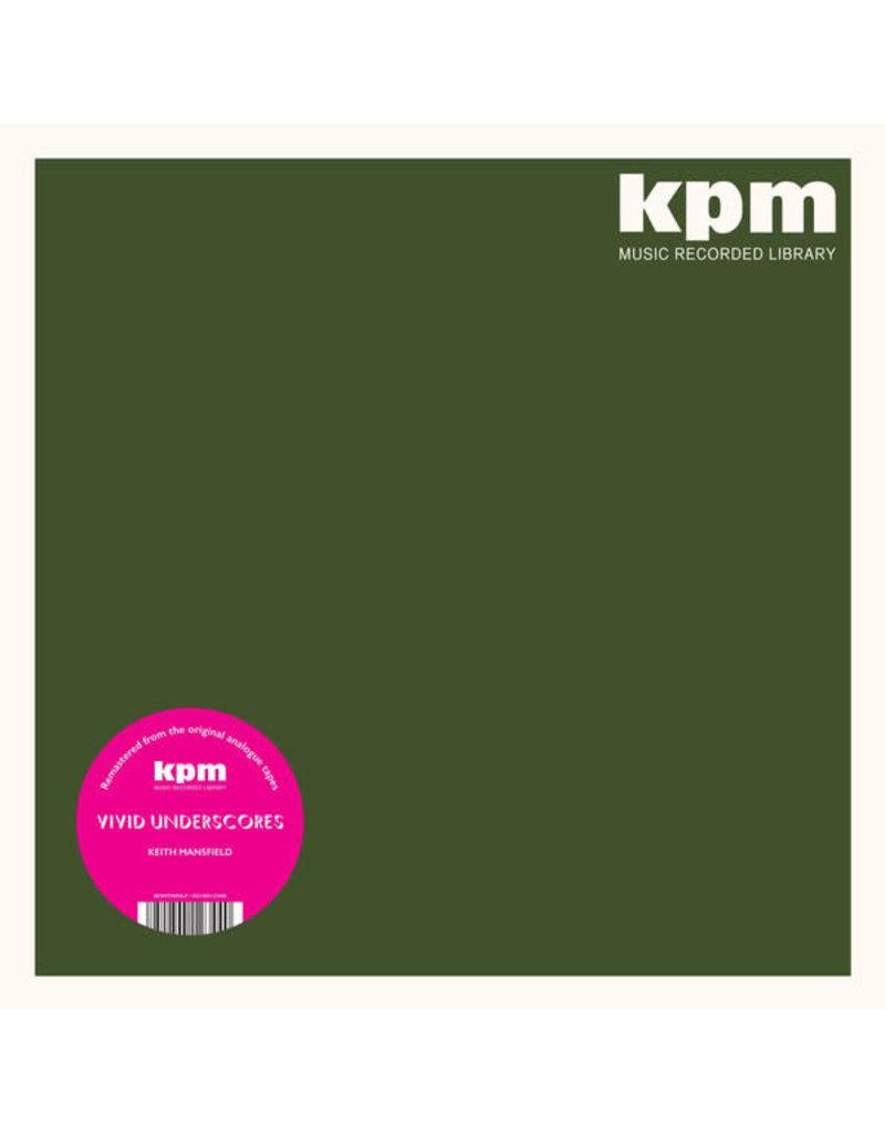 Keith Mansfield – Vivid Underscores LP