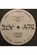 """Lauer / Al Zanders – A7 Edits Volume 4 12"""""""