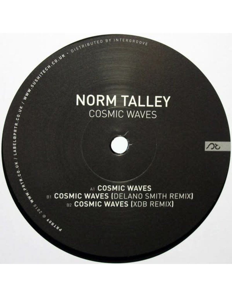 """Norm Talley – Cosmic Waves 12"""""""