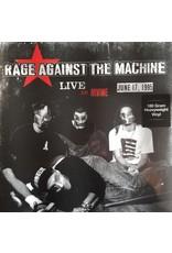 RK Rage Against The Machine – Live In Irvine 1995 - June 17, 1995 LP
