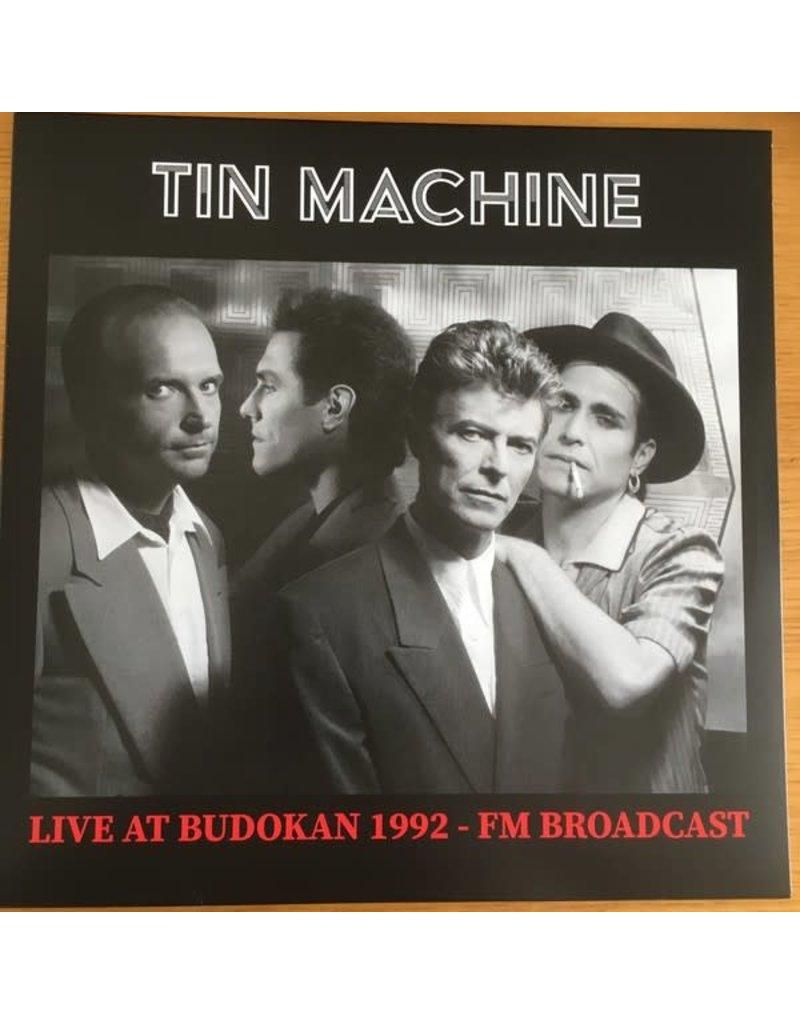 Tin Machine – Live At Budokan 1992 - FM Broadcast 2LP