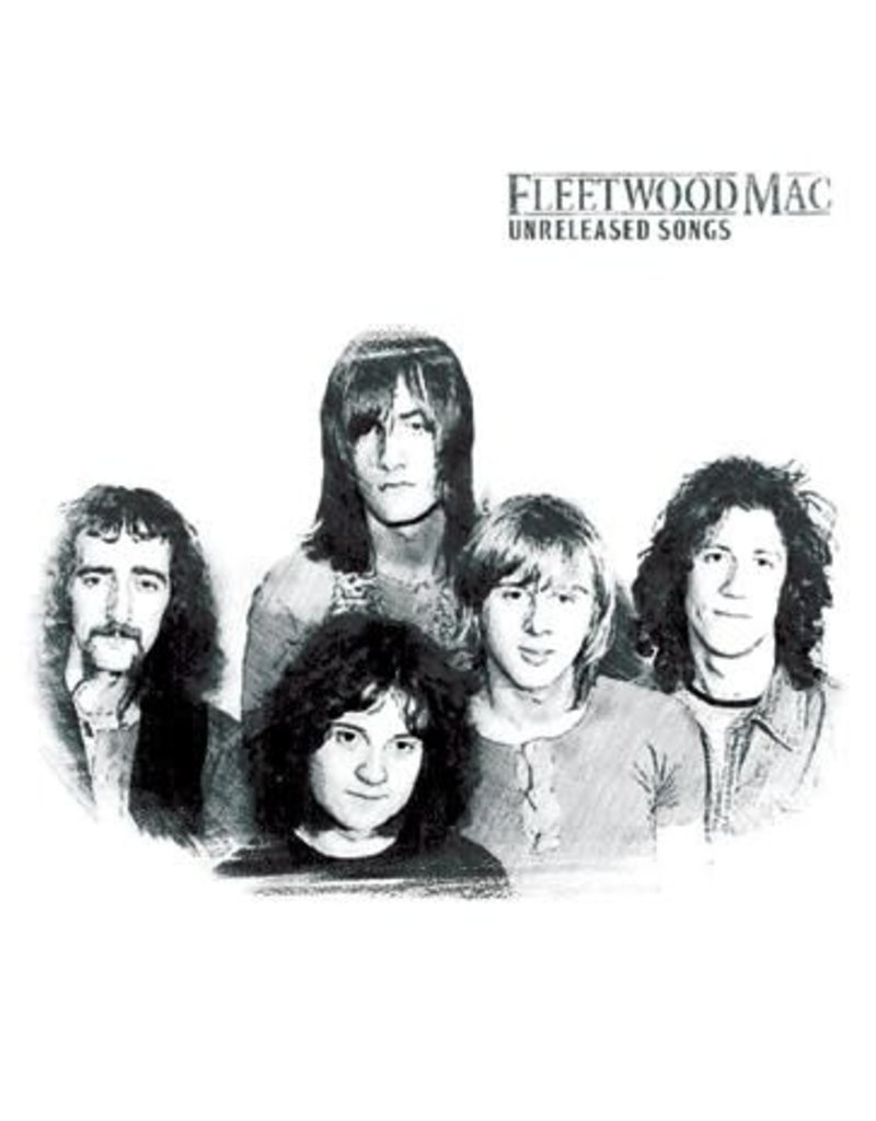 Fleetwood Mac – Fleetwood Mac – Unreleased Songs LP