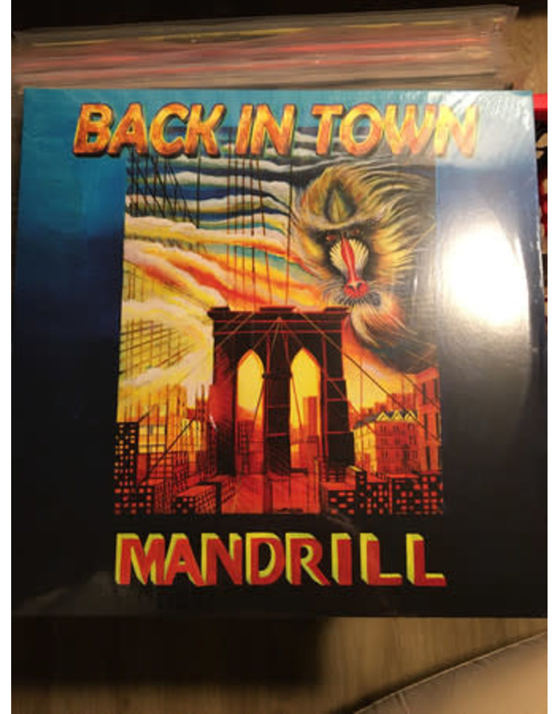 Mandrill - Back In Town LP (2020)