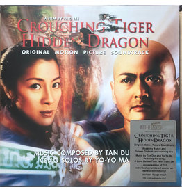 Tan Dun - Crouching Tiger, Hidden Dragon OST LP (Music On Vinyl, 180g)