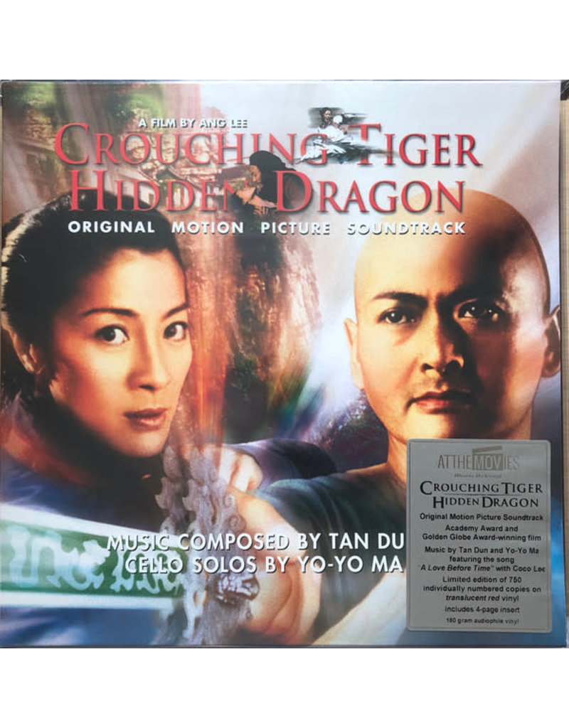 Tan Dun - Crouching Tiger, Hidden Dragon OST LP (Music On Vinyl, 180g)