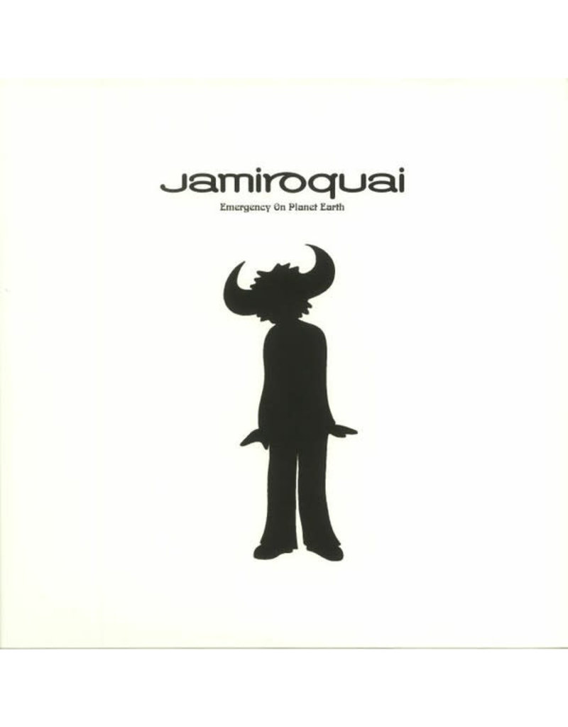 Jamiroquai - Emergency On Planet Earth 2LP (We Are Vinyl 180g Reissue)