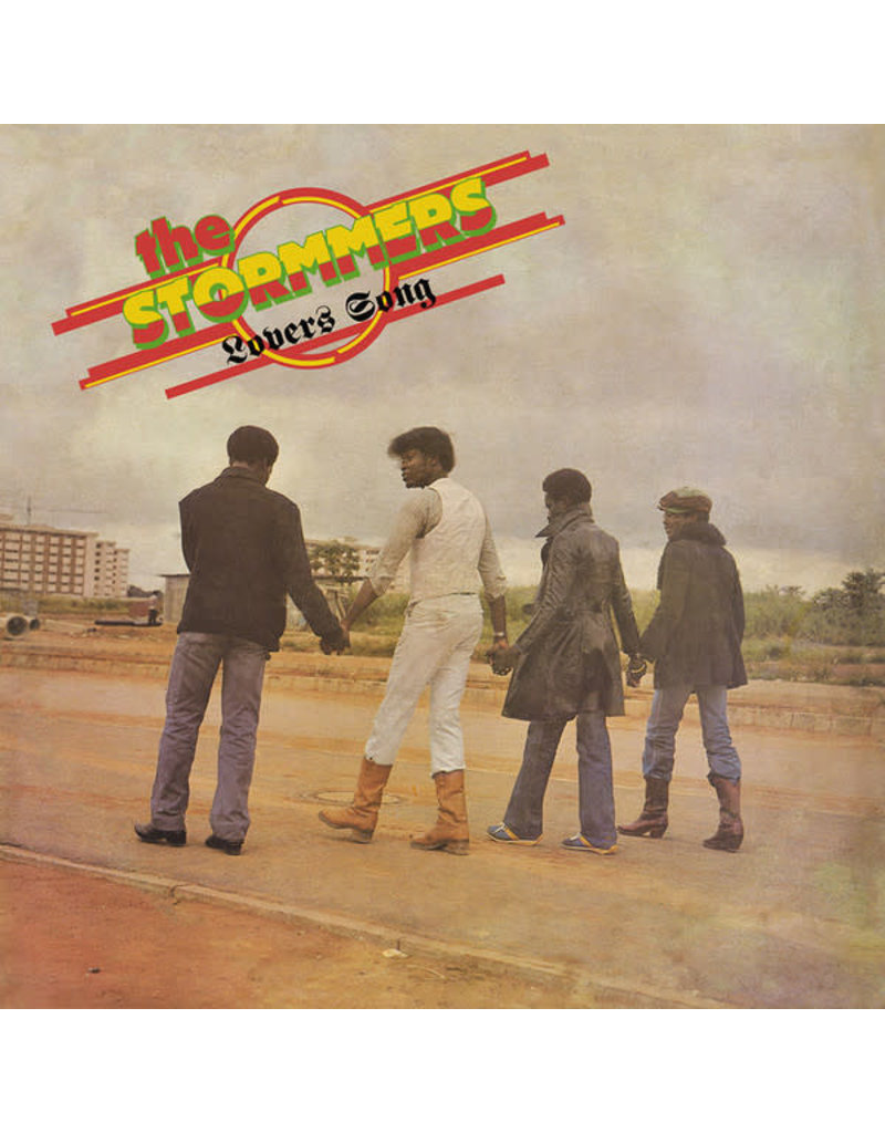 DC The Stormmers – Lovers Song LP (Reissue)