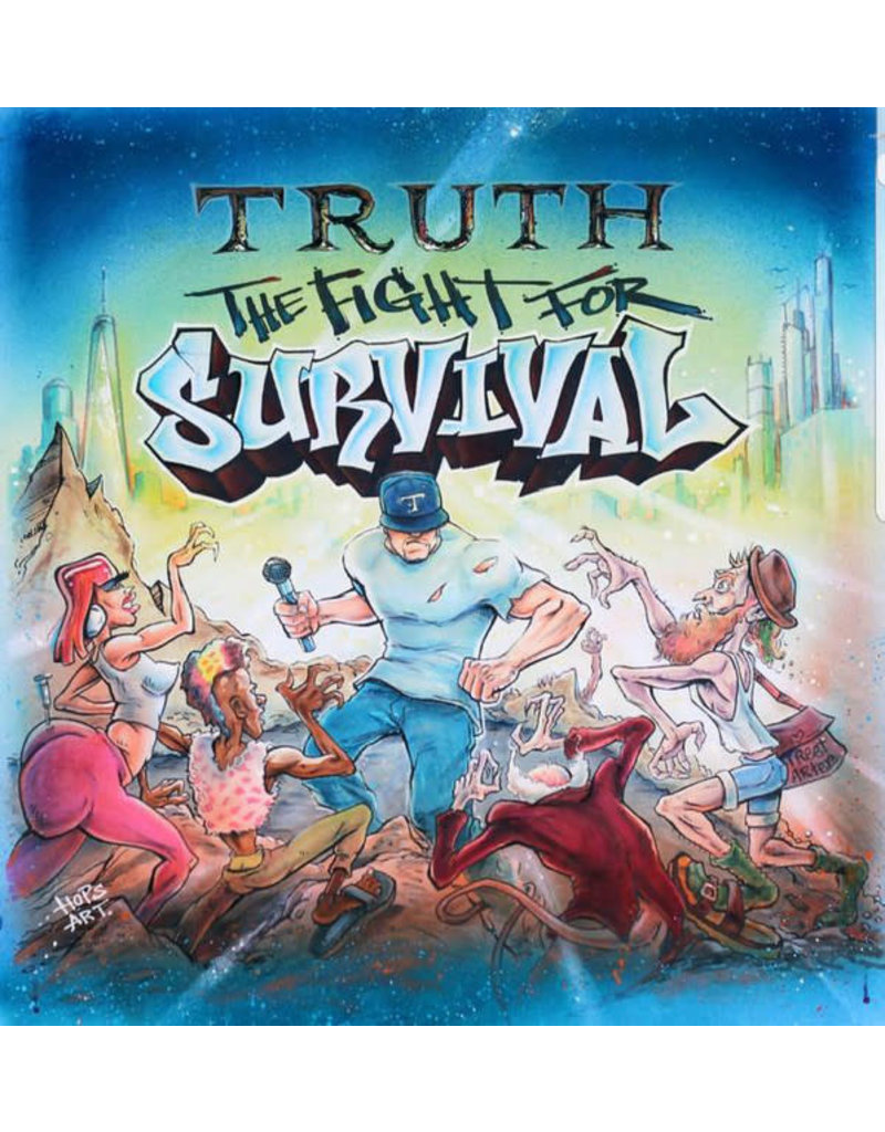 HH TRUTH - THE FIGHT FOR SURVIVAL CD