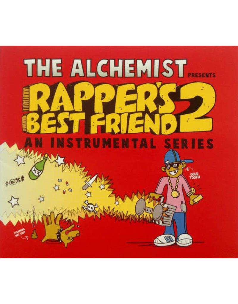 HH The Alchemist - Rapper's BestFriend 2(CD)