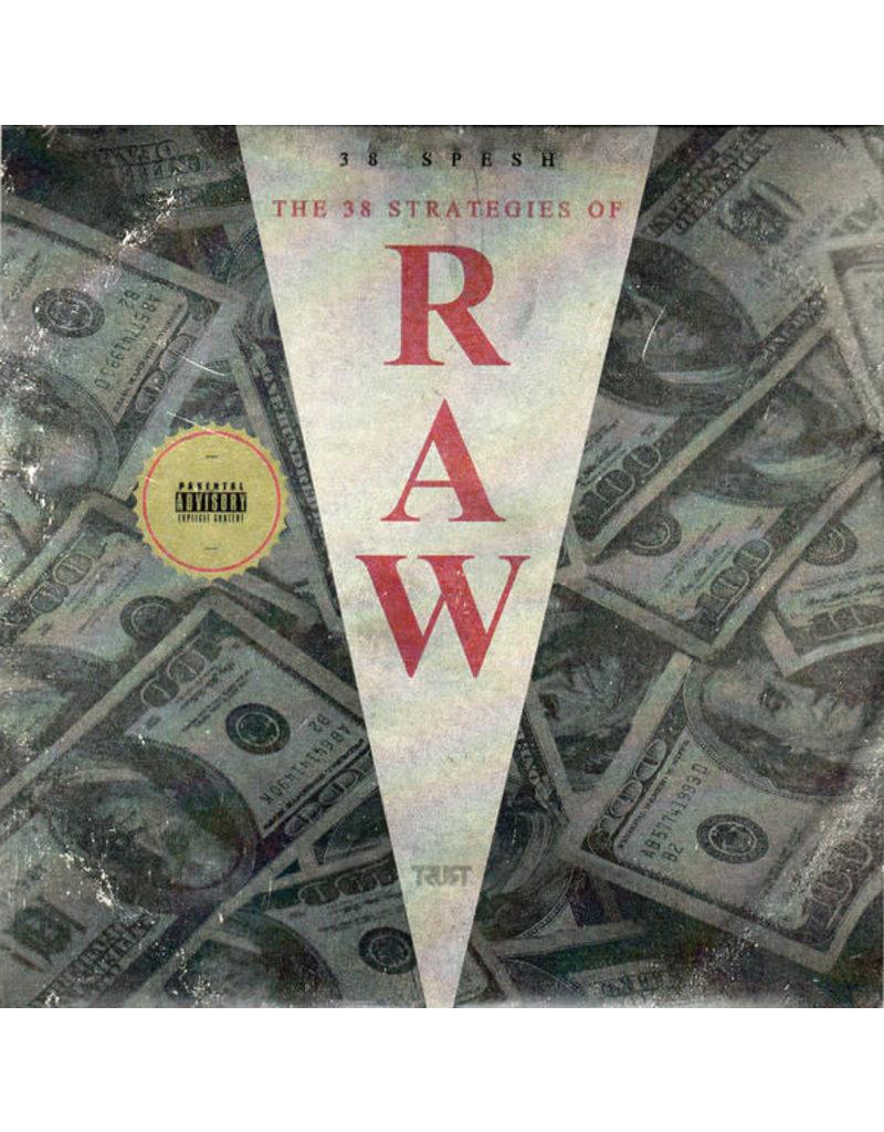 HH 38 Spesh - The 38 Strategies Of Raw CD (2019)