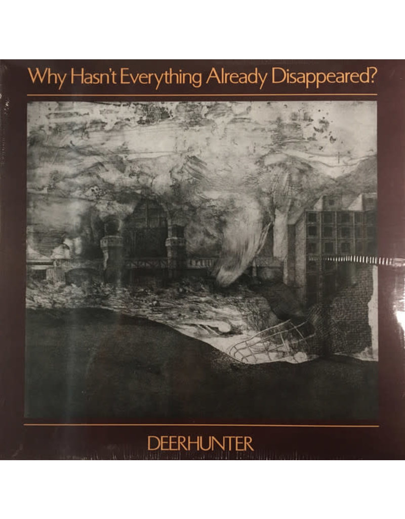 RK/IN Deerhunter - Why Hasn't Everything Already Disappeared? LP (2019)