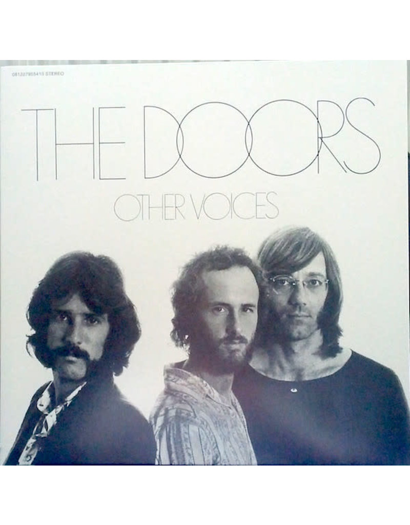 RK The Doors – Other Voices LP, 180g