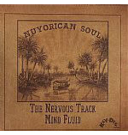 Nuyorican Soul ‎– The Nervous Track / Mind Fluid 7""