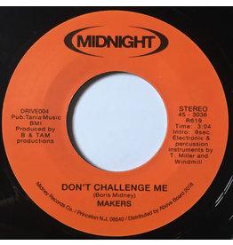 "EL Makers – Don't Challenge Me / You're Shy 7"" (2018)"