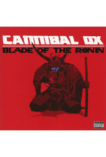 Cannibal Ox - Blade Of The Ronin 2LP, Red Vinyl