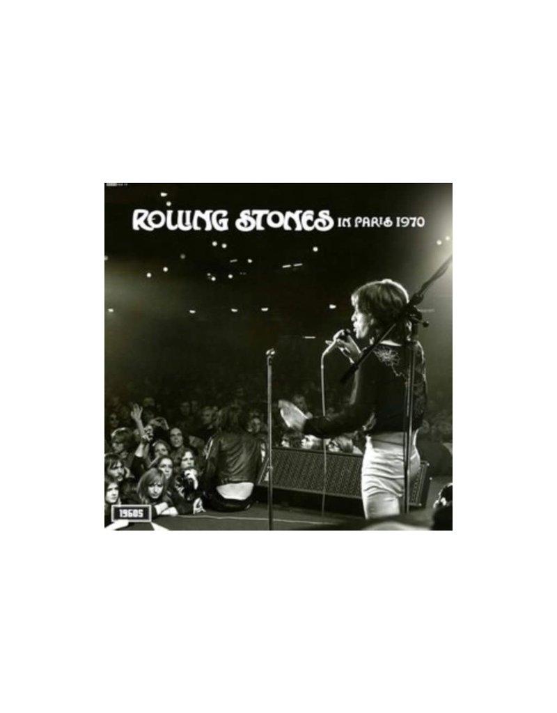 The Rolling Stones - Let The Airwaves Flow Volume 5: Paris 1970 LP (2021)