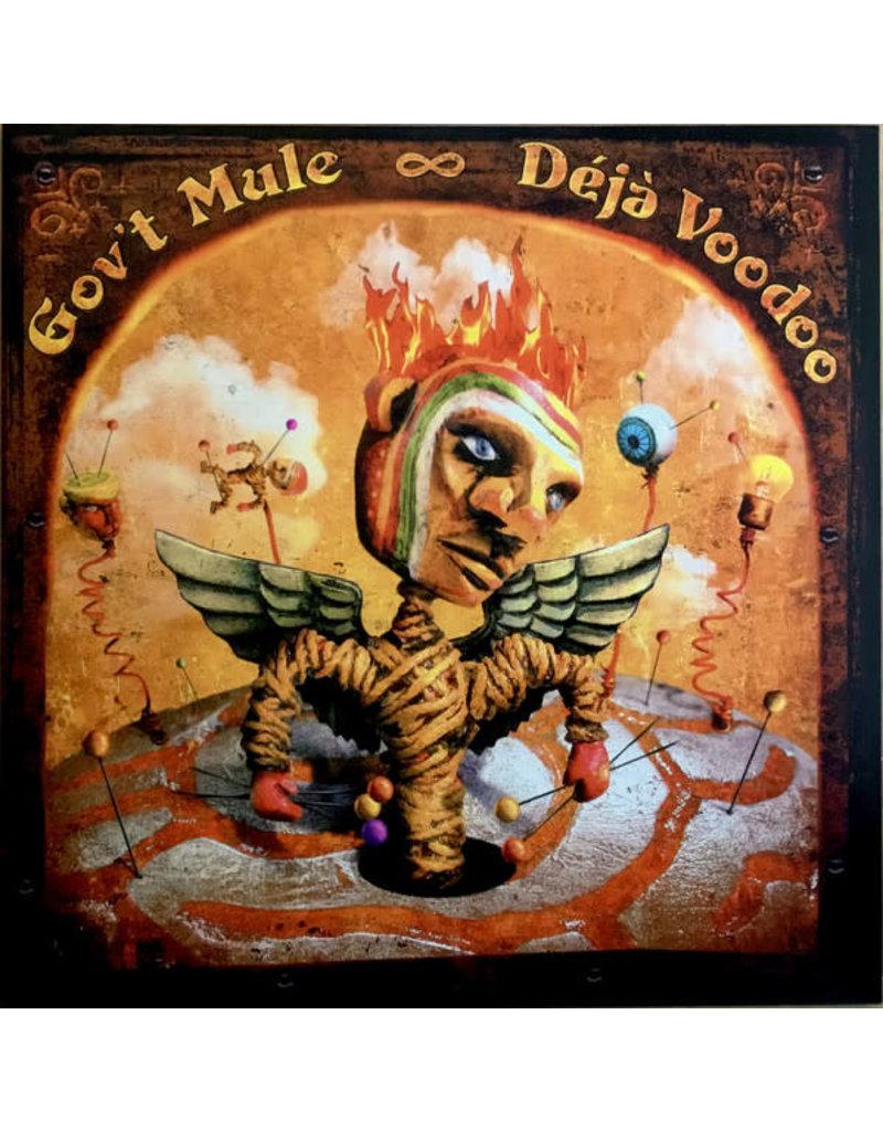 Gov't Mule - Déjà Voodoo 2LP (2021 Reissue), 180g