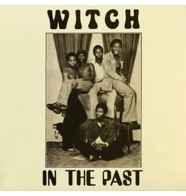 Witch - In The Past LP (2021), Opaque Green Vinyl