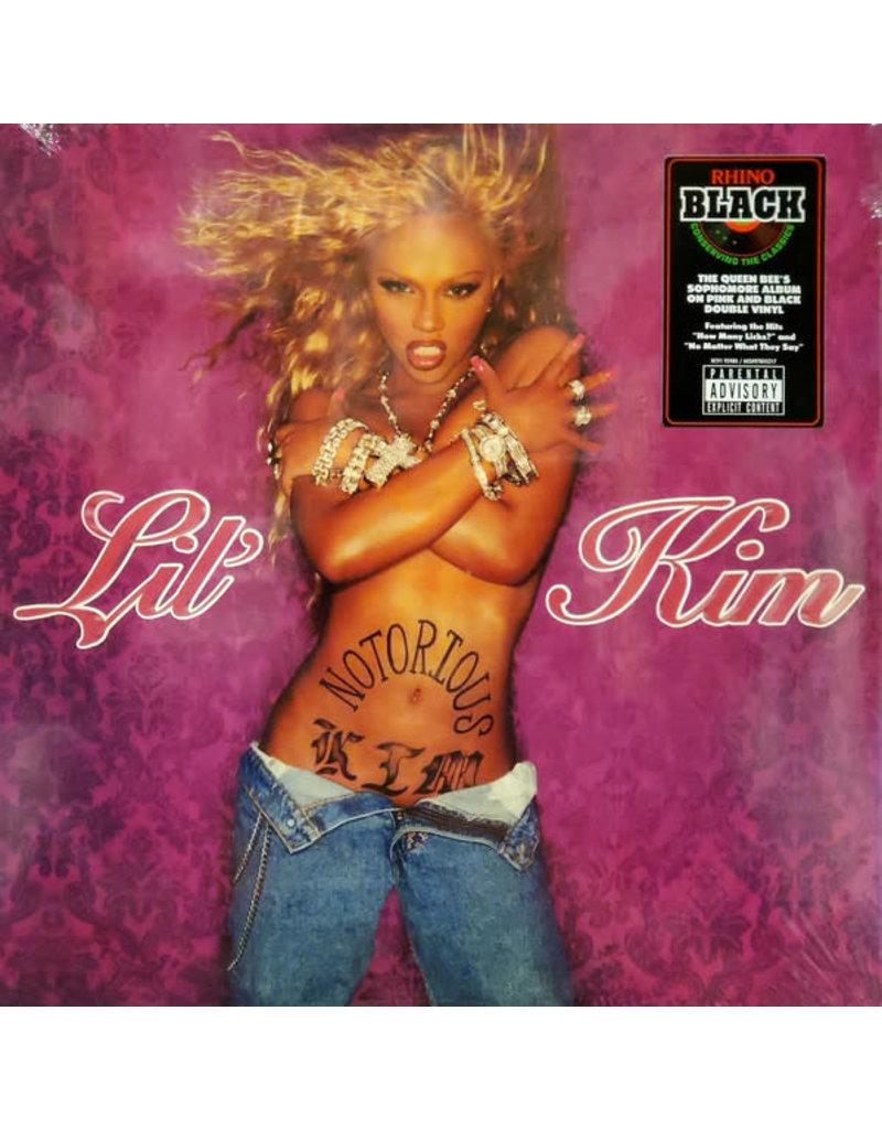 Lil' Kim - The Notorious KIM 2LP (2021 Reissue), Pink/Black Vinyl