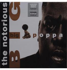 "HH The Notorious BIG - Big Poppa 12"", White Vinyl"