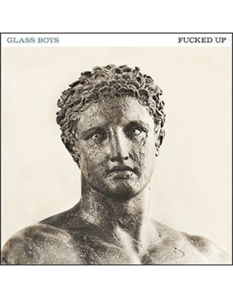 RK Fucked Up - Glass Boys LP (2014)