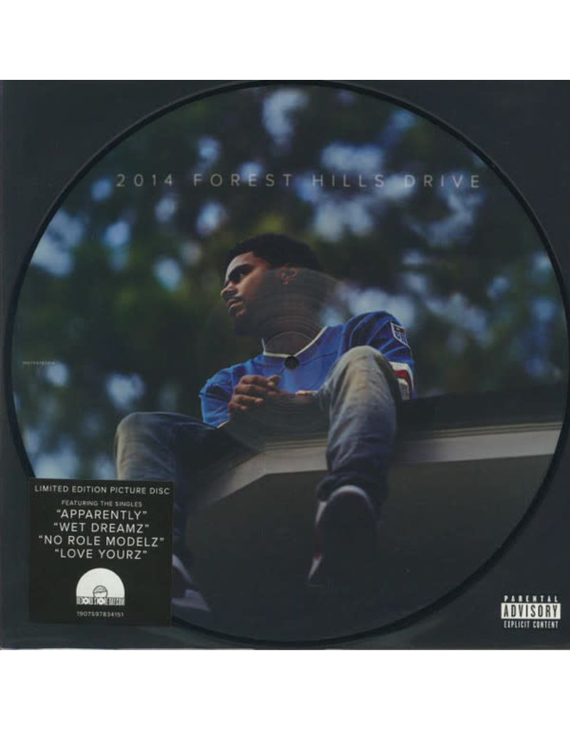 J. Cole - 2014 Forest Hills Drive (Picture Disc) [RSDBF2019]