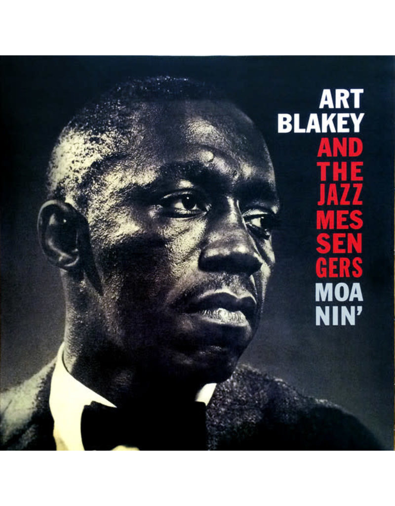 Art Blakey And The Jazz Messengers - Moanin' LP (2018 Reissue) Red Translucent (Waxtime In Color)