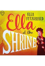 Ella Fitzgerald - Ella At The Shrine LP (2018), Yellow Transparent