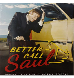 ST Various ‎– Better Call Saul (Original Television Soundtrack: Season 1) LP