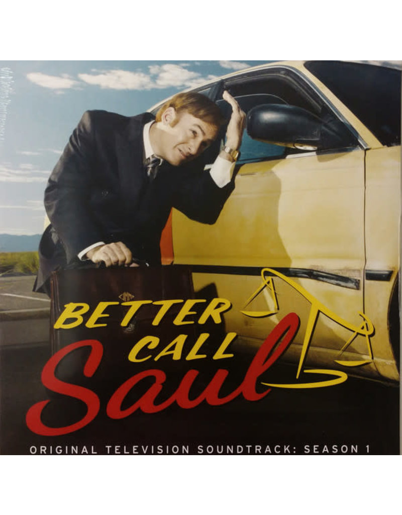 ST Various – Better Call Saul (Original Television Soundtrack: Season 1) LP