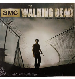 ST Various ‎– The Walking Dead (AMC Original Soundtrack - Vol. 2) LP