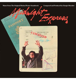 ST Giorgio Moroder ‎– Midnight Express (Music From The Original Motion Picture Soundtrack) LP