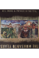 RK Neil Young + Promise Of The Real - The Monsanto Years 2LP