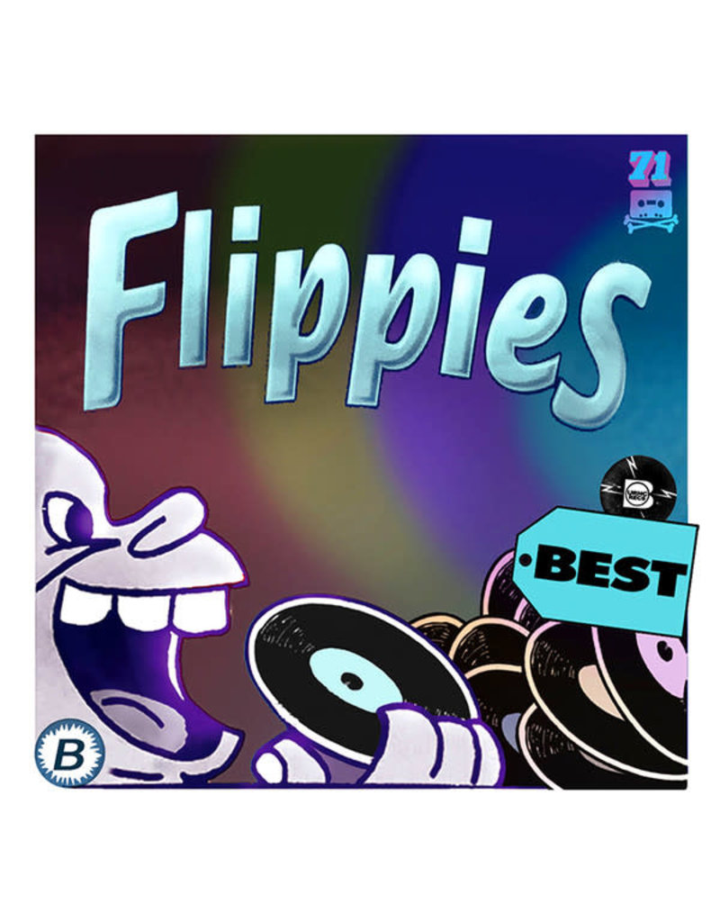 Odd Nosdam – Flippies Best Tape LP