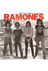 RK Ramones – Eaten Alive (4 Acres, Utica, NY November 14, 1977 - FM Broadcast) LP